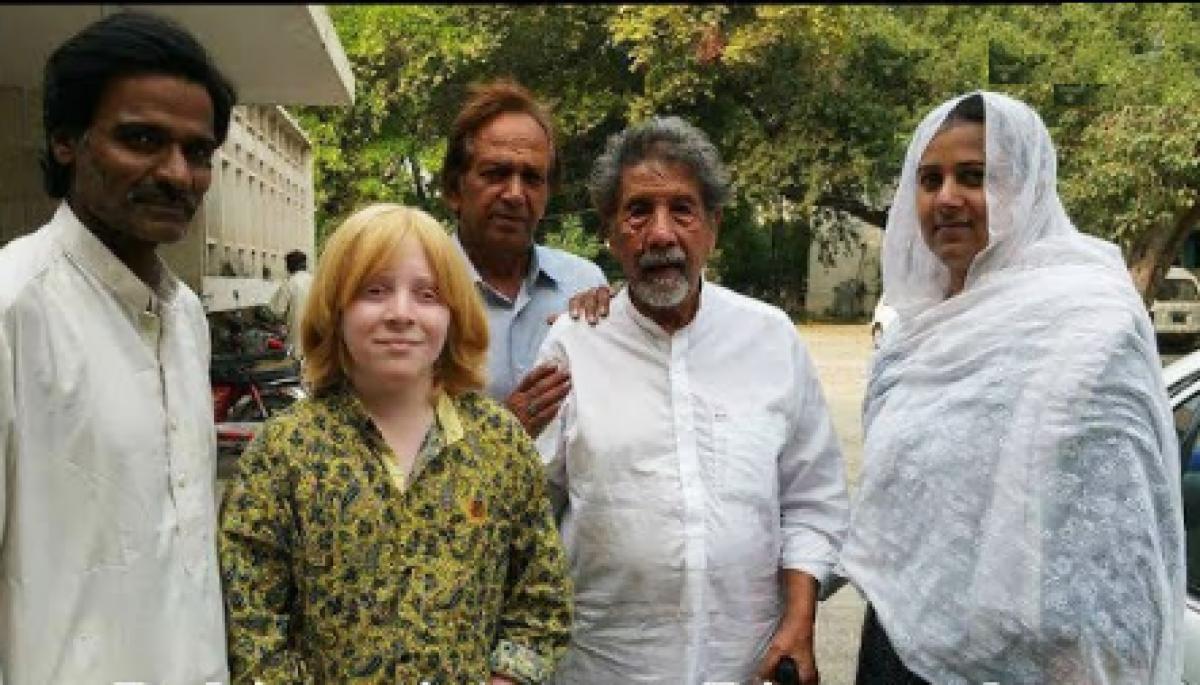 Arifa Sadiqi ties knot with Tabeer Ali
