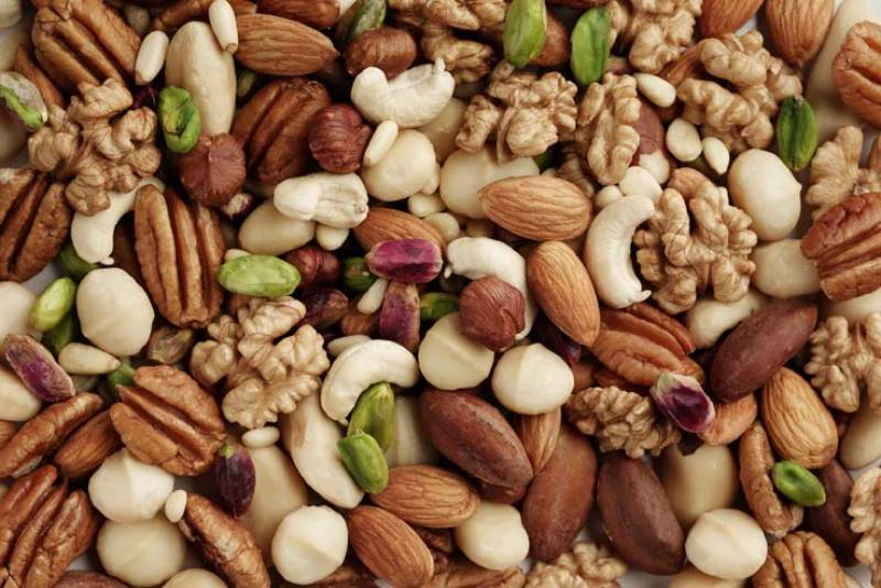 Eating nuts can reduce risk of heart disease, cancer