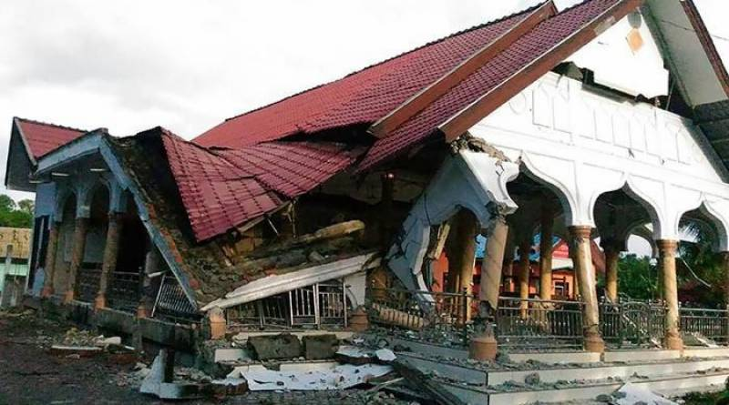 At least 18 killed as 6.5-magnitude quake hit Indonesia