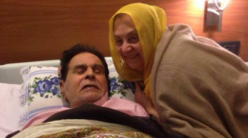 Dilip Kumar admitted to Mumbai's Lilavati hospital