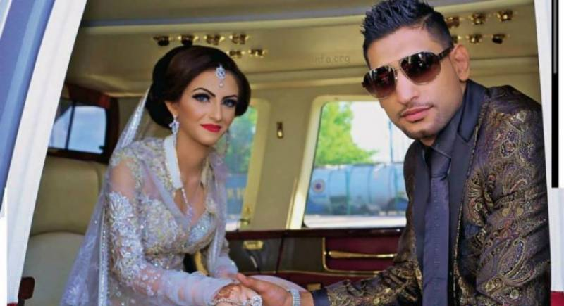 Boxer Amir Khan's wife accuses in-laws of 'abusing, bullying' her