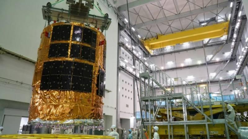 Japan introducing 'space junk' collector