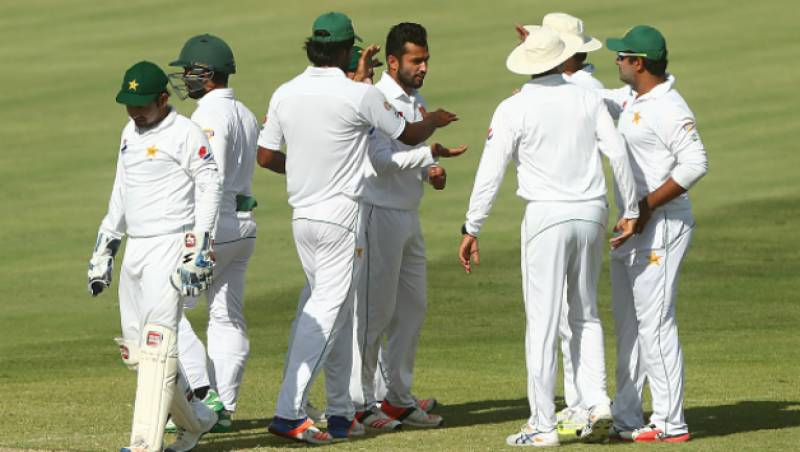 Pakistan thrash Australia by 210 runs in warm up match