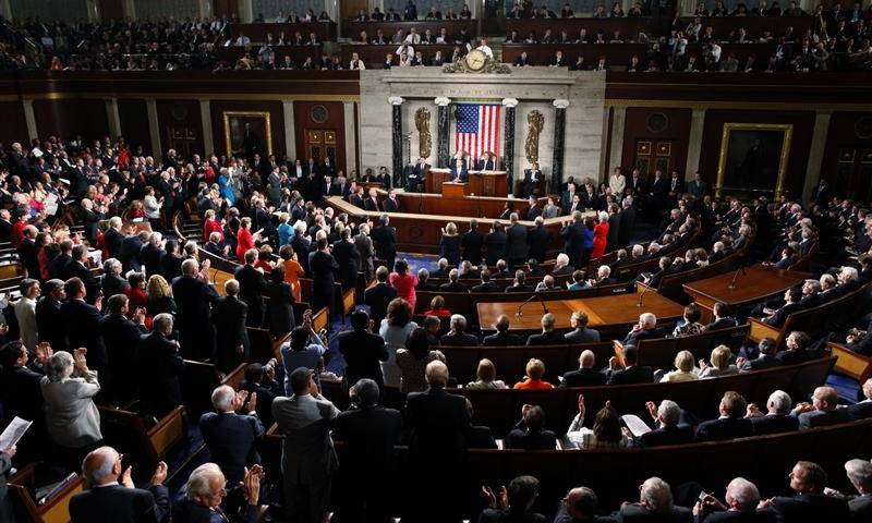 US Congress approves $400m Pakistan aid, links action against Haqqani network
