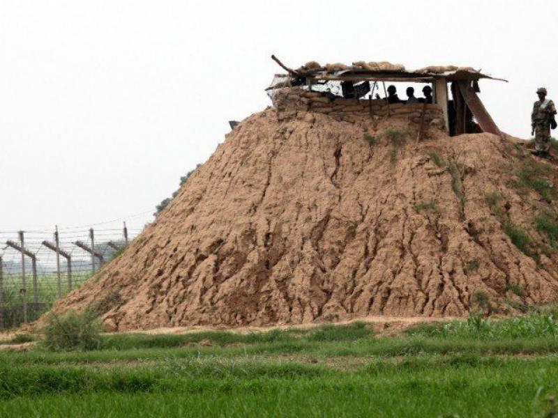 India fires mortar bombs in Neelam Valley's Mirpura village
