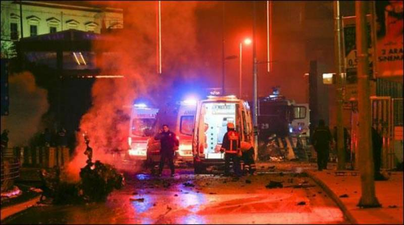 Istanbul: 29 killed, 166 injured in twin explosions outside football stadium