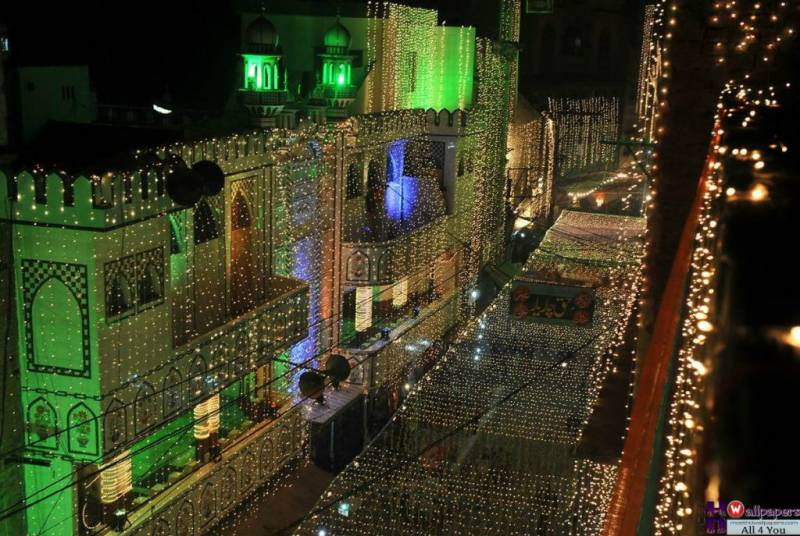 Muslims to celebrate Eid Milad-un-Nabi (SAW) on Monday