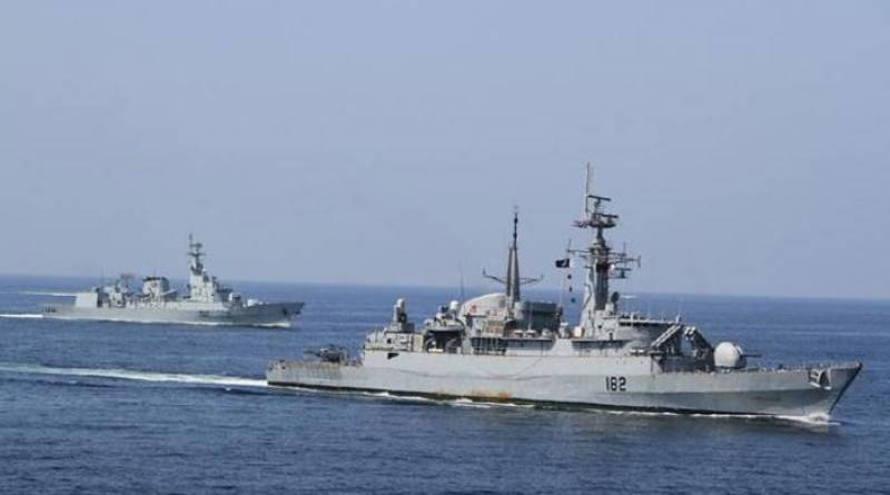 Pakistan Navy ship 'PNS Shamsheer' saves 41 personnel in Gulf of Aden