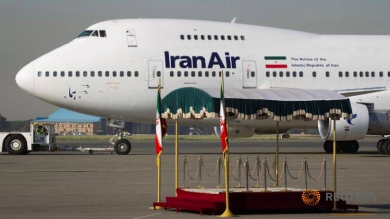 IranAir inks $16.6b deal to buy 80 US Boeing planes