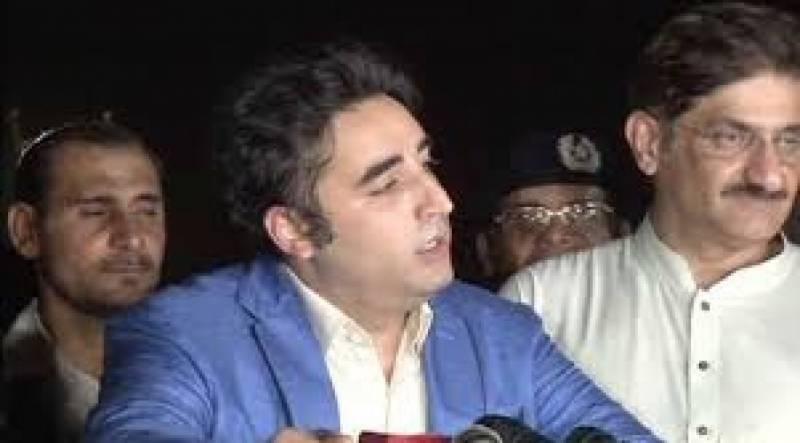 Nawaz Sharif will see the consequences on 27th December: Bilawal Bhutto Zardari