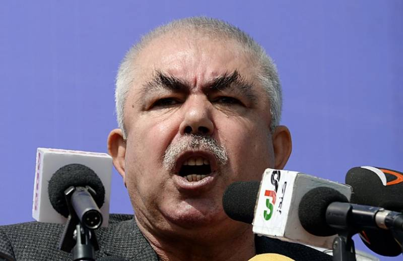 Afghan VP Abdul Rashid Dostum accused of sex assault