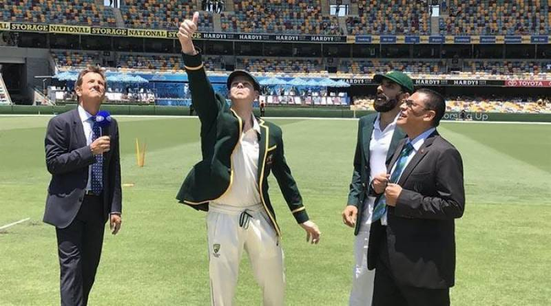Australia win toss, decides to bat first against Pakistan