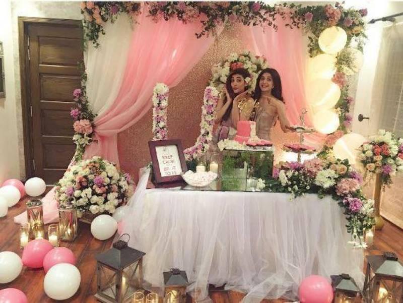 Farhan and Urwa's wedding celebrations begin