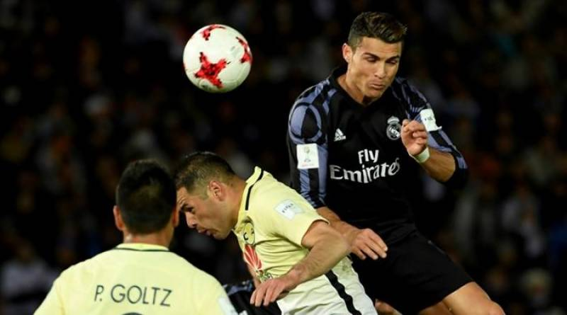Ronaldo strikes 500th goal as Real Madrid reach Club World Cup final
