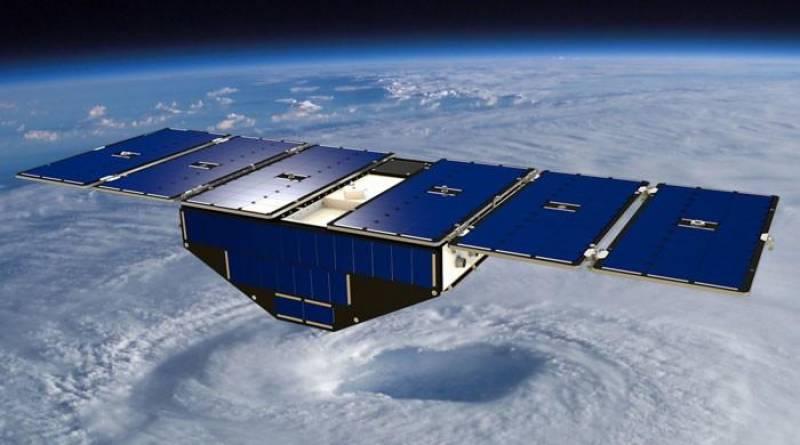 NASA launches 8 tiny satellites to analyze hurricanes