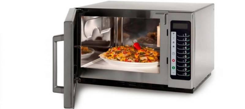 Avoid heating 4 things in microwave