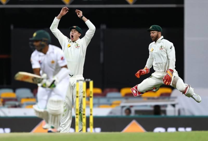 Day-night Test final day: Australia won by 39 runs