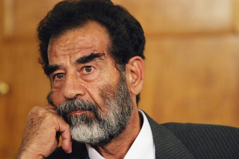 Saddam Hussain denied involvement in 9/11: John Nixon