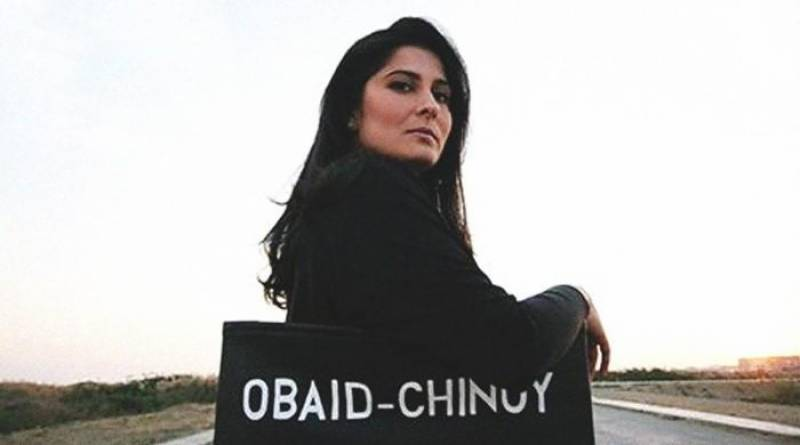 Sharmeen Obaid Chinoy grabs another award for her work