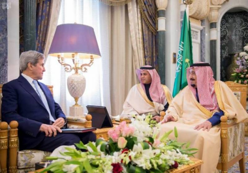 U.S., Saudi Arabia understate claims of halting military support