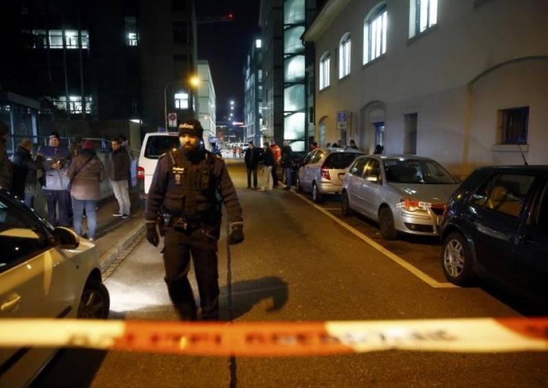 3 Muslims injured in Zurich mosquefiring