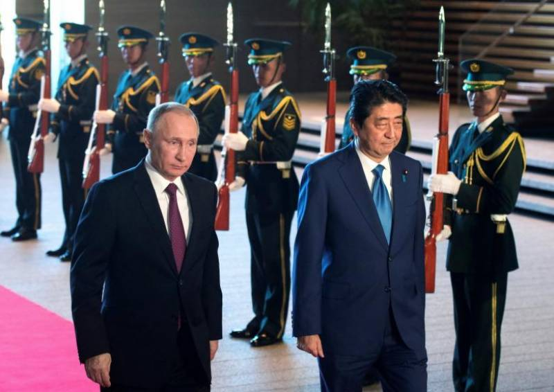 Japanese PM intends to visit Russia early 2017 to resolve territorial dispute