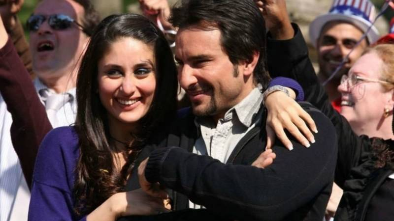 Kareena and Saif blessed with a baby boy