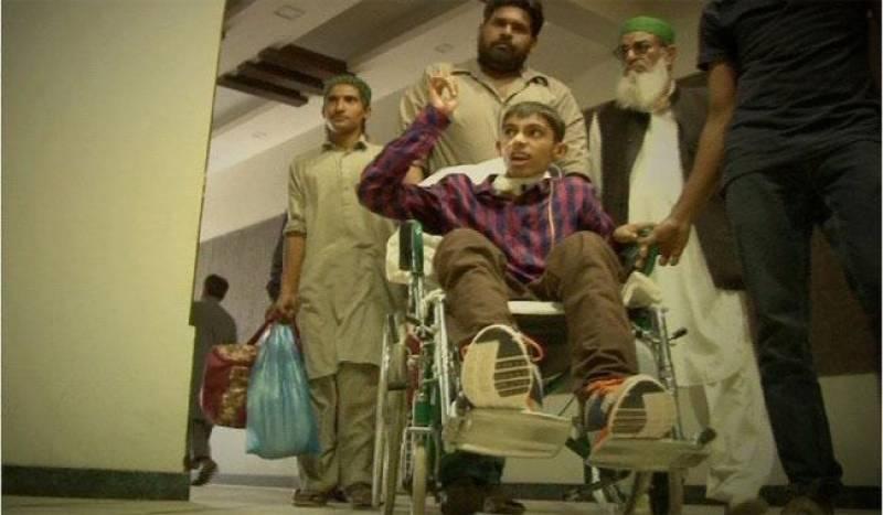 Larkana Cadet College torture: Sindh govt releases Rs 5 crore for student's treatment