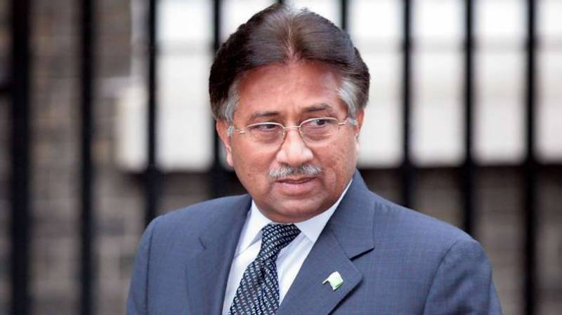 Musharraf discloses who helped him out in leaving Pakistan