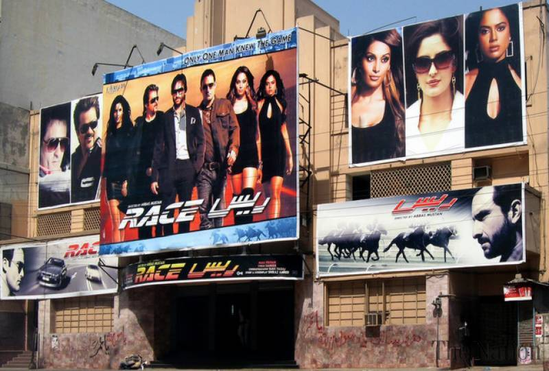 Screening of Indian films resume in Pakistani cinemas