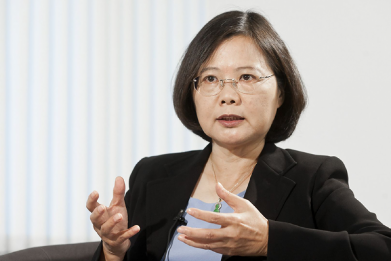 Despite China's Objections,Taiwan's president to visit US