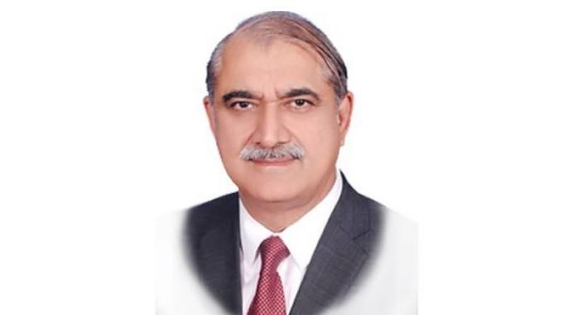 Irfan Elahi assumes office as acting Chairman PIA