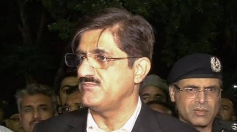 CM Murad visits Old Terminal to review arrangements for Zardari's arrival