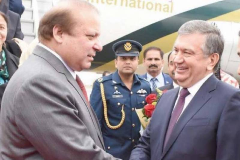 Pakistan expecting Uzbekistan to join CPEC, says PM