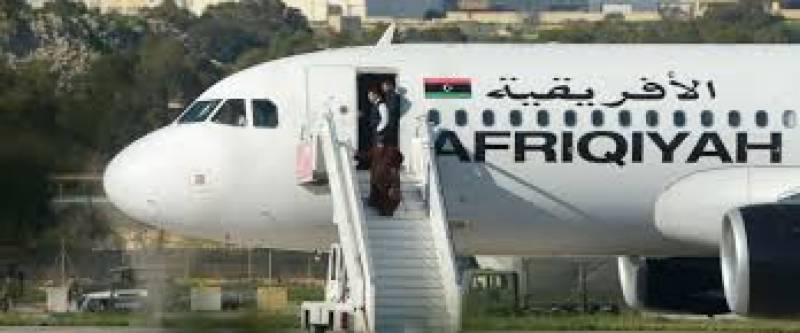 Release of Gaddafi son demanded as women, children released from the hijacked Plane