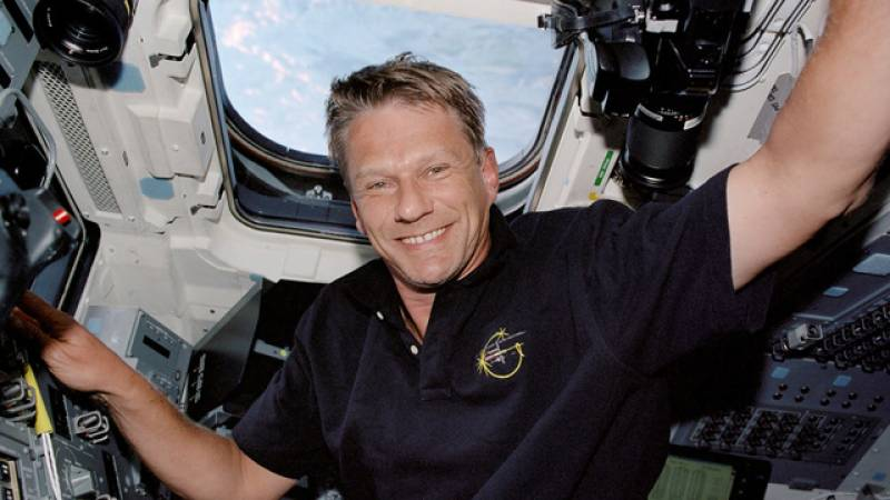 NASA astronaut and climate scientist Sellers dies at 61