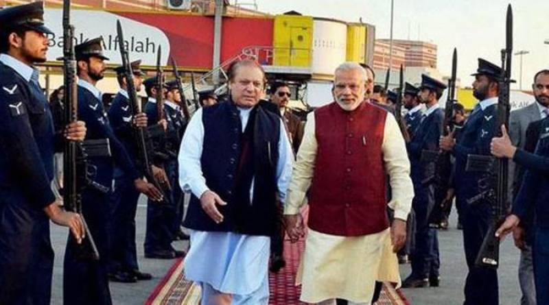 Indian PM wishes birthday to PM Nawaz