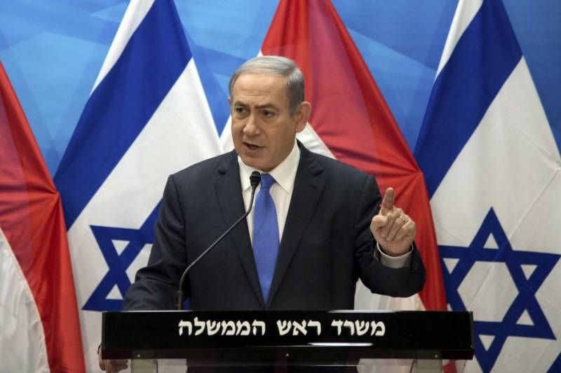 Israel to review U.N. ties after settlement resolution: Netanyahu