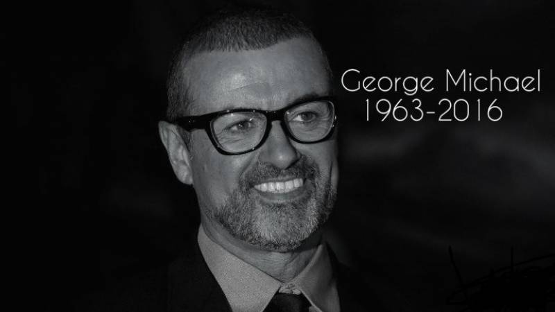 Renowned Singer George Michael of Wham! fame dies at 53