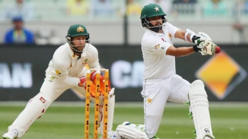 Azhar Ali hits remarkable unbeaten double century