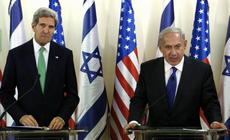 John Kerry, Netanyahu clash angrily over Palestine settlements