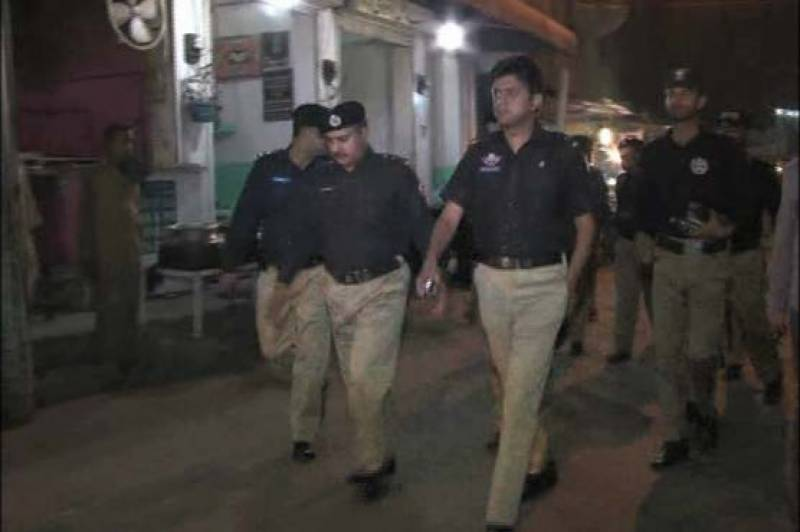 Lahore: 20 suspects apprehended in police operation