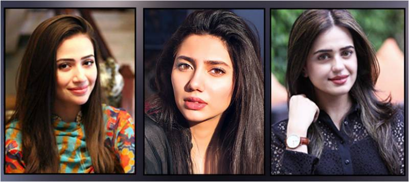 Pakistani celebrities with their Celebrity Twins