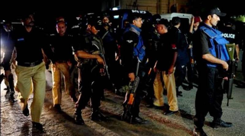 Police apprehended 2 'Lyari gangsters'