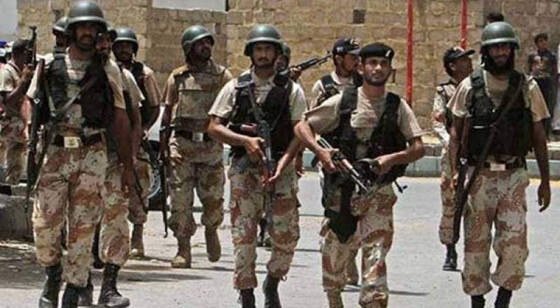 Rangers report: 90pc decline observed in Karachi Targeted killings in 2016