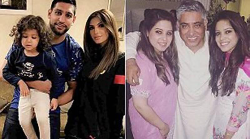 Amir Khan would 'divorce' soon his wife Faryal Makhdoom: father