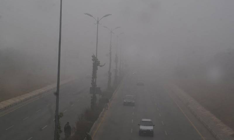 Dense fog in Punjab, several motorway sections closed