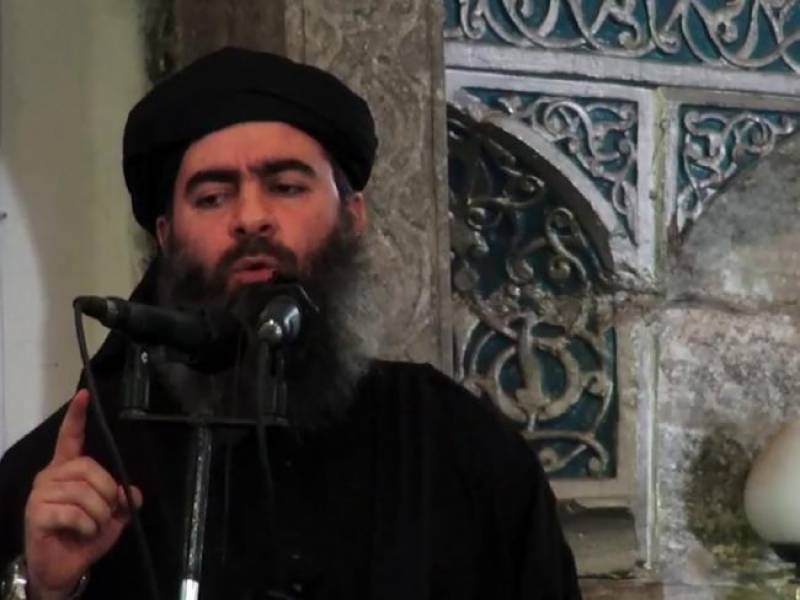 US believes Islamic State chief Abu Bakr al-Baghdadi still alive