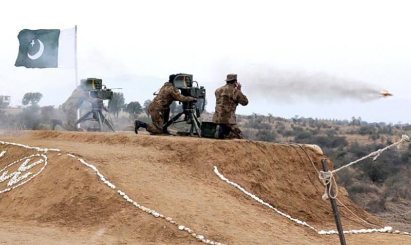 Pak Army's major achievements in 2016