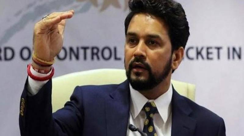 BCCI president Anurag Thakur removed from office by Indian Supreme Court